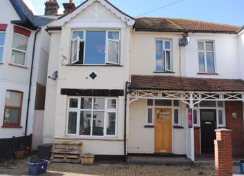 3 bed flat for sale in Westcliff Park Drive, Westcliff-On-Sea, Essex SS0