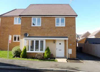 Thumbnail 4 bed semi-detached house for sale in Serin Mead, Leighton Buzzard