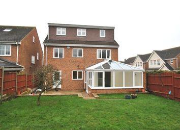 Thumbnail 5 bedroom detached house to rent in Schoolfields, Letchworth Garden City