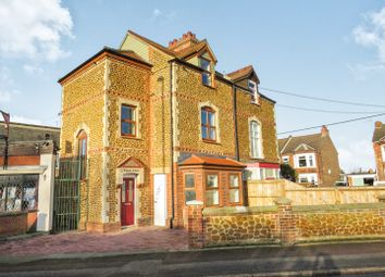 Thumbnail 4 bed semi-detached house for sale in Cromer Road, Hunstanton