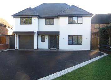 Thumbnail 5 bed detached house to rent in Quineys Road, Shottery, Stratford-Upon-Avon