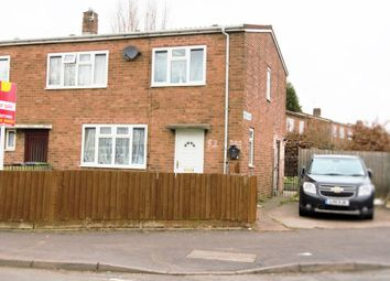 Thumbnail 4 bedroom end terrace house for sale in Wallace Road, Bilston