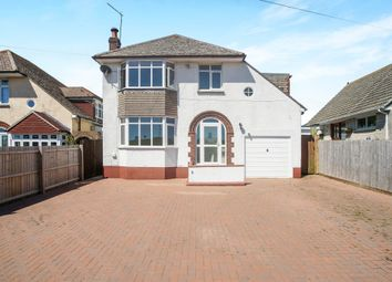 Thumbnail 5 bed detached house for sale in Littlemoor Road, Preston, Weymouth