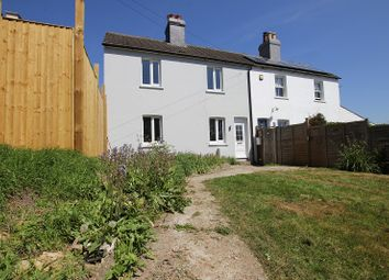 Thumbnail 2 bedroom semi-detached house for sale in Cottage Old Church Road, St. Leonards-On-Sea, East Sussex.