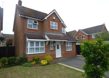 Thumbnail 5 bed detached house for sale in Brunel Drive, Upton, Northampton, Northamptonshire