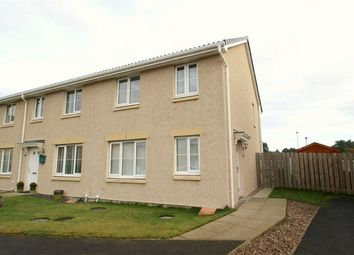 Thumbnail 3 bed end terrace house to rent in Doocot Court, Elgin, Moray