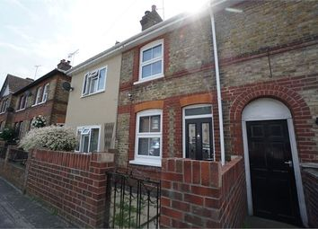 Thumbnail 3 bed terraced house to rent in St Pauls Road, Colchester, Essex.