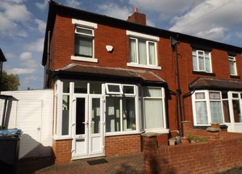 Thumbnail 3 bedroom semi-detached house for sale in Guildford Road, Levenshulme, Manchester, Greater Manchester
