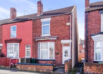 Thumbnail 2 bed end terrace house for sale in St Johns Road, Balby, Doncaster