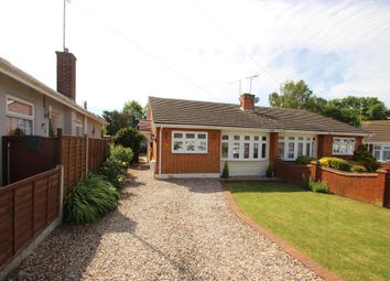 Thumbnail 2 bed semi-detached bungalow for sale in Lynn View Close, Benfleet