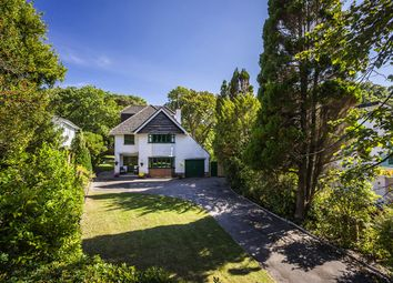 Thumbnail 5 bed detached house for sale in Brownsea View Avenue, Poole