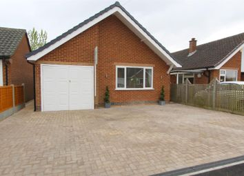 Thumbnail 2 bed bungalow for sale in Old Hall Avenue, Duffield, Belper