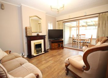 Thumbnail 2 bed bungalow to rent in Stanley Road North, Rainham, Essex