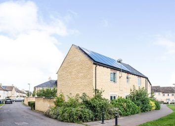 Thumbnail 2 bed property for sale in Harvest Bank, Carterton
