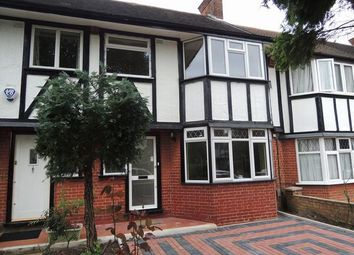 Thumbnail 4 bed terraced house to rent in Tudor Gardens, West Acton, London