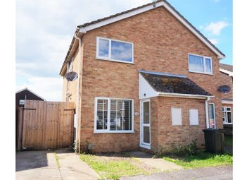 Thumbnail 2 bed semi-detached house for sale in Green Lane, Ashford