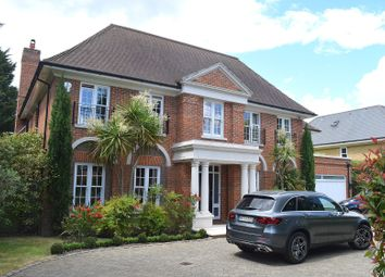 Thumbnail 5 bed detached house for sale in Ashley Park Avenue, Ashley Park, Walton On Thames
