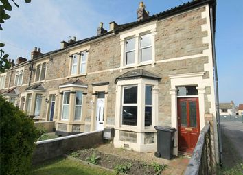 Thumbnail 2 bed end terrace house for sale in Chester Park Road, Fishponds, Bristol