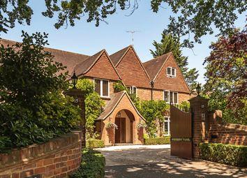Mill Lane, Gerrards Cross, Buckinghamshire SL9. 5 bed detached house for sale