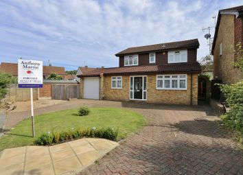 Thumbnail 4 bed detached house for sale in Brewers Field, Dartford