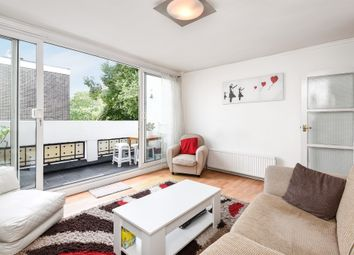 Thumbnail 2 bed maisonette for sale in Loughborough Estate, London