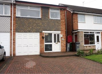 Thumbnail 3 bed semi-detached house for sale in Denise Drive, Birmingham