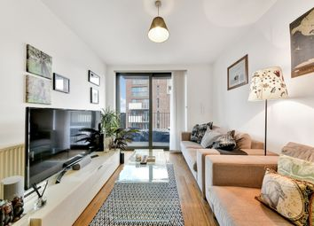 Thumbnail 1 bedroom flat for sale in Bramwell Way, London