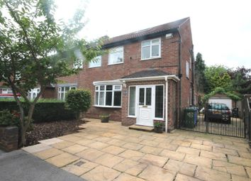 Thumbnail 4 bed semi-detached house for sale in Kendal Avenue, Urmston, Manchester