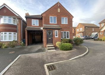 Thumbnail 4 bed detached house for sale in Mole Close, Pevensey, East Sussex