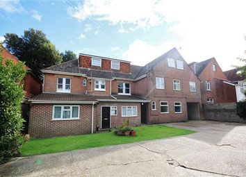 Thumbnail 2 bedroom flat for sale in Ashley Road, Parkstone, Poole
