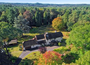 Thumbnail 6 bed detached house for sale in Lowicks Road, Rushmoor, Farnham, Surrey