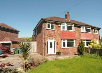 Thumbnail 3 bed semi-detached house to rent in Ripon Grove, Sale