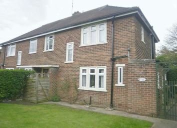 Thumbnail 3 bed property to rent in Northolme Road, East Riding Yorkshire