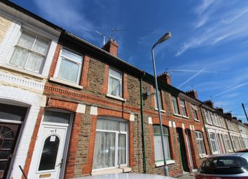 Thumbnail 2 bed flat for sale in Treharris Street, Roath, Cardiff