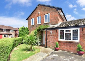 Thumbnail 4 bed link-detached house for sale in Singleton Road, Broadbridge Heath, Horsham, West Sussex