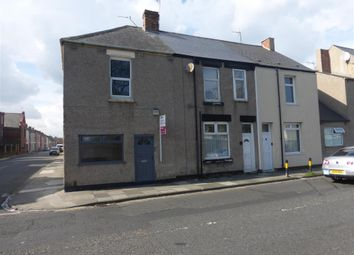 Thumbnail 2 bed terraced house to rent in Jesmond Road, Hartlepool