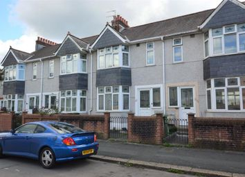Thumbnail 3 bed terraced house for sale in Mainstone Avenue, Plymouth, Devon