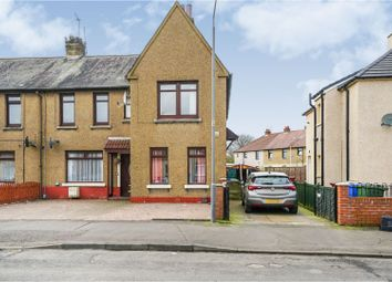 Thumbnail 3 bed flat for sale in Lime Street, Grangemouth