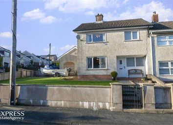 Thumbnail 3 bed semi-detached house for sale in Coleshill Park, Enniskillen, County Fermanagh