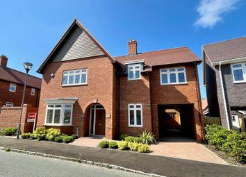 Thumbnail 4 bed detached house for sale in Ladbroke Grove, Monkston Park, Milton Keynes