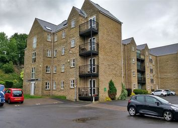 Thumbnail 2 bed flat for sale in Longfellow Court, Mytholmroyd