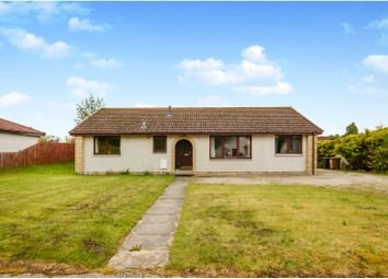 Thumbnail 4 bedroom detached bungalow for sale in The Meadows, Muir Of Ord