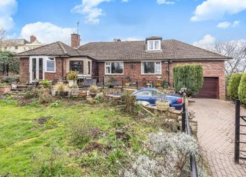 Thumbnail 4 bed detached bungalow for sale in Ledbury Road, Hereford