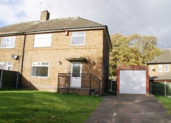 Thumbnail 3 bed semi-detached house for sale in Perry Road, Sherwood, Nottingham