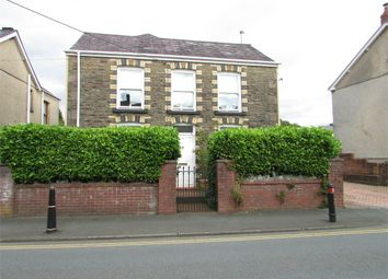 Thumbnail 4 bedroom detached house for sale in Station Road, Ystradgynlais, Swansea, Powys