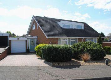 Thumbnail 3 bed semi-detached house for sale in Barley Lane, Kingsthorpe, Northampton
