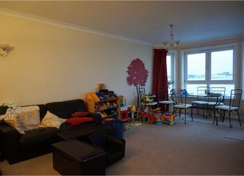 Thumbnail 2 bed flat to rent in Homer Drive, London