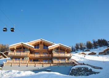 Thumbnail 3 bed apartment for sale in A Ski In, Ski Out Ground Floor Apartment, Veysonnaz, Valais, Switzerland