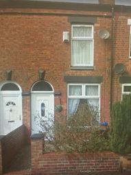 Thumbnail 2 bed terraced house to rent in Torkington Street, Stockport