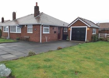 Thumbnail 2 bed semi-detached bungalow to rent in Birchdale Road, Warrington